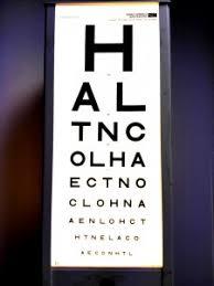 Vision Tests Eye Charts Retina Doctor Melbourne