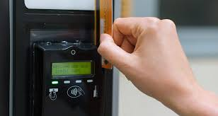 Credit Card Vending Machines Safe