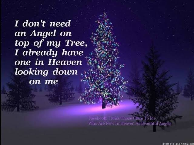 xmas quotes for loved one