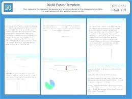 Research Poster Presentation Template Scientific Poster