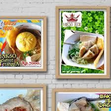 Bakso winong kabupaten nganjuk, jawa timur : Bakso Rejo Restoran Bakso