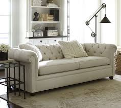 amusing pottery barn leather sofa reviews 19 turner sofas for less construction
