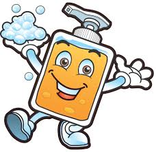cartoon wash hands clipart library