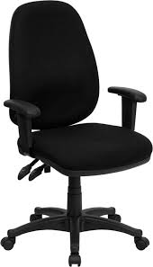 cloth office chairs. Modren Office Black Fabric Office Chair WL00212FF Inside Cloth Chairs