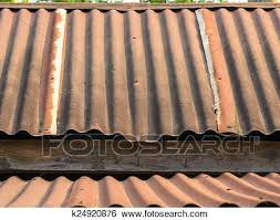 rusted corrugated metal corrugted metl rusted corrugated metal fence