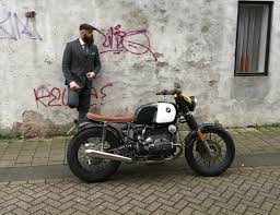 1983 bmw r80 7 cafe racer by moto adonis