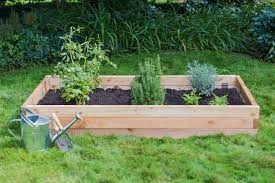 garden beds. raised garden beds vs. elevated planters