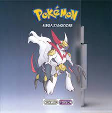 Pokemon (8 Generation) Mega Zangoose - Pokémon photo (42736922) - fanpop