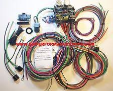 chevy wiring harness parts accessories new 12 circuit ez wiring harness chevy mopar ford hotrods universal xl wires