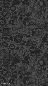 Cute Dark Whatsapp Wallpaper