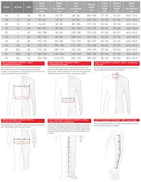 Dainese Race Suit Size Chart Disclosed Dainese Jacket Size Chart 2019