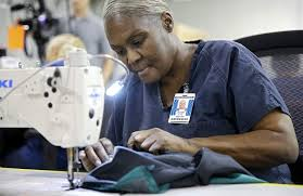 Iowa inmates sewing usher uniforms for new Hancher Auditorium | The Gazette