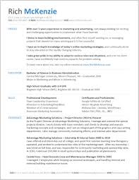 What A Resume Should Look Like What Should Be On A Resume Resume Templates 17