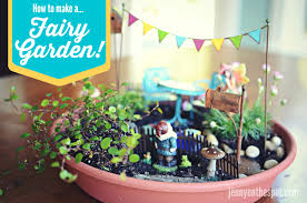 Fairy Garden Pictures Diy How To Make A Fairy Garden Jenny On The Spot