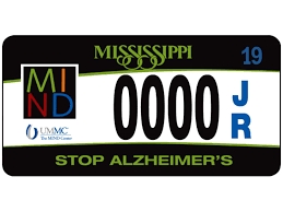 Nmmc My Chart New Ride With Mind Car Tag Supports Alzheimers Awareness