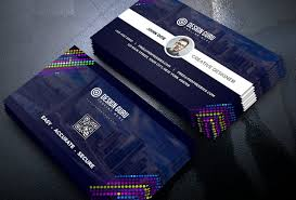 Free Psd Business Card Templates Free Business Card Template Psds For Photoshop 100 Free