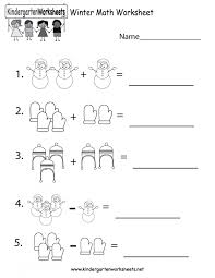 Free Printable Math Worksheets Kindergarten Counting To Common ...