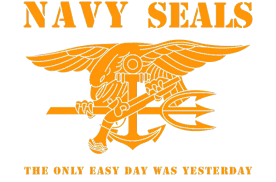 Navy Seals Logo And Motto Carry All Pouch