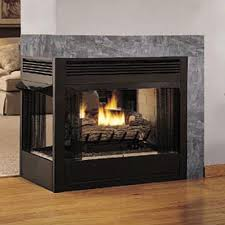 superior 36 peninsula 3 sided firebox vrt43pfws rh efireplace com two sided corner fireplace insert three sided peninsula fireplace