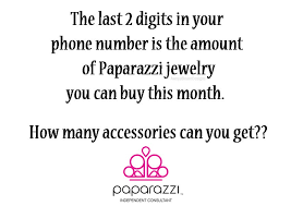 phone number game paparazzi jewelry party games