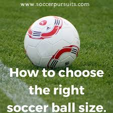 Soccer Ball Size Chart Soccer Ball Sizes The Official Standard Size For Men And