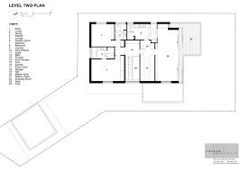 first floor plan of Contemporary House Design   Outstanding        second floor plan of Contemporary House Design   Outstanding Water Views