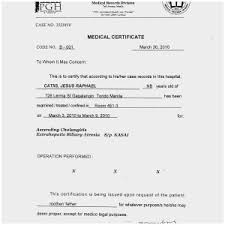 69 Amazing Photograph Of Doctor Certificate For Sick Leave Certificate