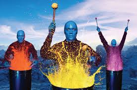 Blue Man Group Nyc Seating Chart Blue Man Tickets New York Christmas Tree Stand Alternative