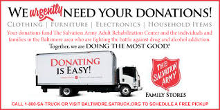 Need to schedule a #donation pickup in the #Baltimore area? Call 1 ...