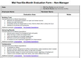 new hire review form 70 free employee performance review templates word pdf excel