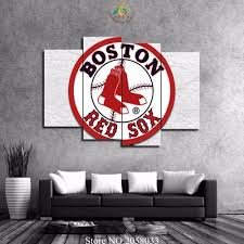 online get cheap red sox canvas aliexpress alibaba group in boston red sox wall art on boston red sox canvas wall art with wall art ideas boston red sox wall art explore 7 of 20 photos