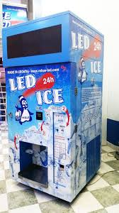 Vending Ice Machines Inspiration ICE VENDING MACHINE FOR CAMPS