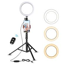 Ring Light Simulator 5 Best Selfie Rings Light Review For Streaming And Photo