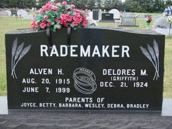 Alven H. Rademaker (1915-1999) - Find A Grave Memorial