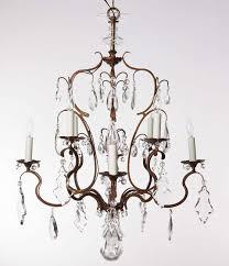 neoclassical lighting. german neoclassical crystal obelisk chandelier 2 lighting i
