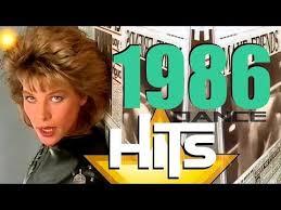 Best Hits 1986 Top 100 Youtube In 2019 Top 100