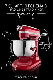 kitchenaid 7 qt mixer. 7qt kitchenaid pro line mixer giveaway | enter to win on the cake blog kitchenaid 7 qt p