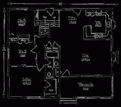 cottage style house plan 3 beds 1 00 baths 1200 sqft 409 1117 bedroom plans 3