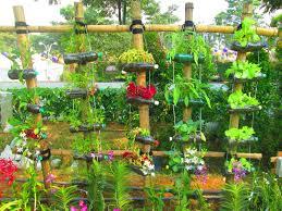 9 vertical hanging garden