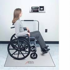 wheel chair scale. Detecto FH Series In-Floor Medical Scales Wheel Chair Scale 2