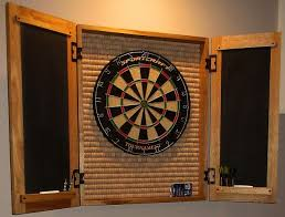put behind a dart board to protect wall