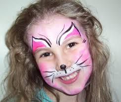 cat face paint ecosia