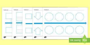 Blank Timeline Template Custom Blank Timeline Template 44 Events Blank Template Teacher Requests