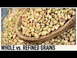 Refined Grains Whole Grains Vs Refined Grains Explained With Examples Youtube