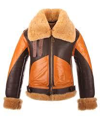 b3 aviator flight jacket