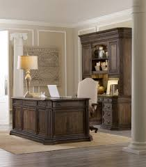 executive home office desk. Plain Office Home Office  Hooker Furniture Rhapsody Collection Executive Desk With  Leather Writing Surface And Locking File Drawers And