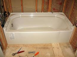 how to install a tub surround new sterling accord install terry love plumbing bathtub surround installation