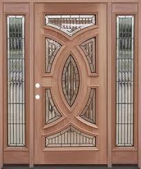 discount exterior doors nj. premium decorative glass mahogany prehung wood exterior door unit with sidelites #a8025-22 discount doors nj