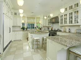 White River Granite Kitchen Magnificent White Kitchen With Granite Small Kitchen Gallery