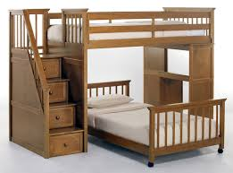 full image for bunk bed with desk and bookshelf 76 bunk bed with bookshelf plans